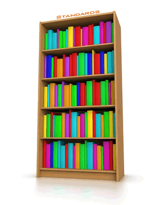 bookcasecoloured